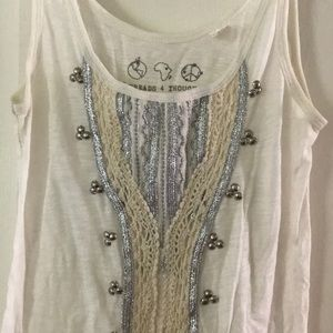 Threads 4 Thought Tops - Tank top